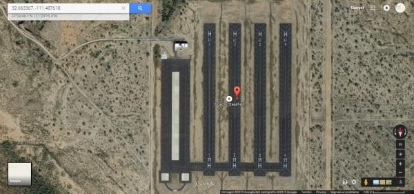 aereoporto deserto